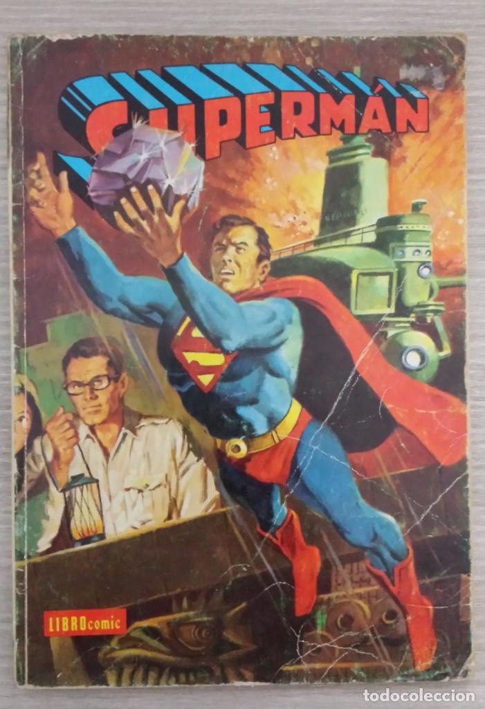 SUPERMAN LIBROCÓMIC TOMO NÚMERO 50 (L) RÚSTICA NOVARO (LIBRO CÓMIC) (Tebeos y Comics - Novaro - Superman)