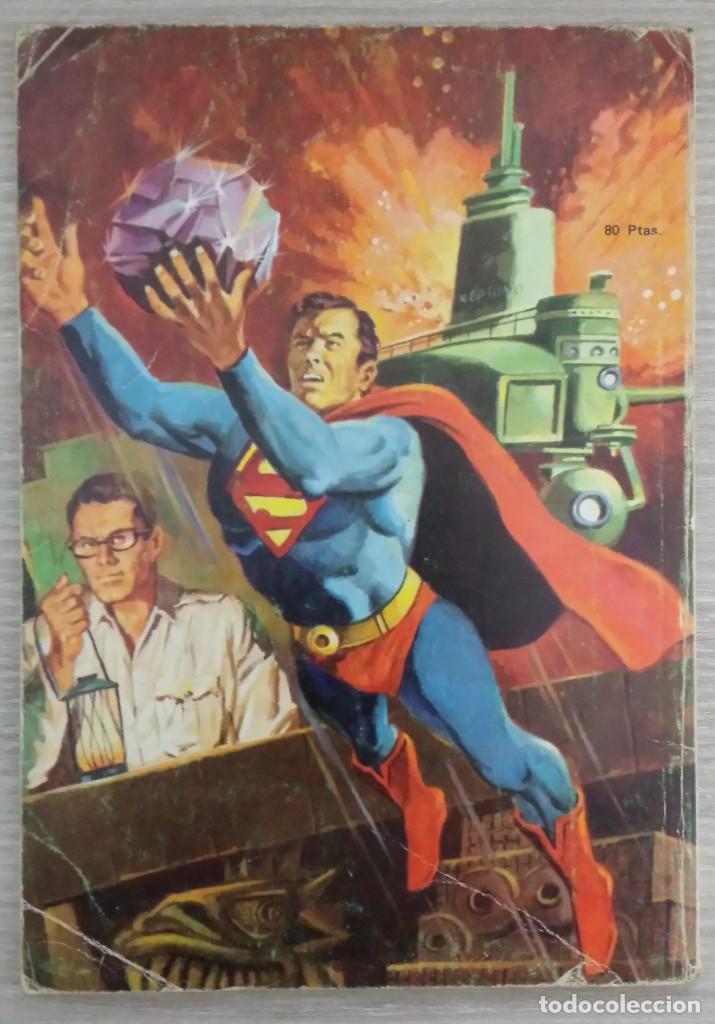 Tebeos: SUPERMAN LIBROCÓMIC TOMO NÚMERO 50 (L) RÚSTICA NOVARO (LIBRO CÓMIC) - Foto 2 - 63671839