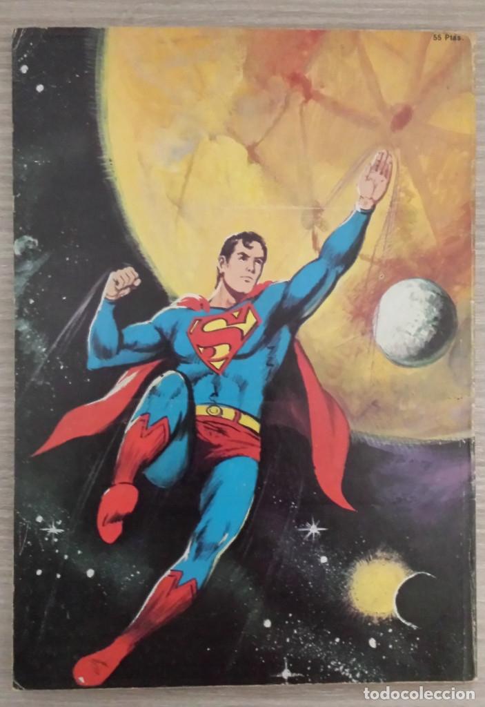 Tebeos: SUPERMAN LIBROCÓMIC TOMO NÚMERO 22 (XXII) RÚSTICA NOVARO (LIBRO CÓMIC) - Foto 2 - 63670663