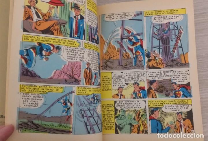 Tebeos: SUPERMAN LIBROCÓMIC TOMO NÚMERO 22 (XXII) RÚSTICA NOVARO (LIBRO CÓMIC) - Foto 5 - 63670663