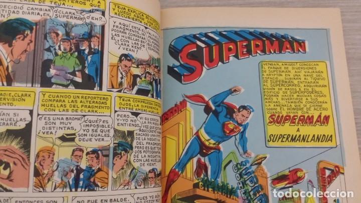 Tebeos: SUPERMAN LIBROCÓMIC TOMO NÚMERO 22 (XXII) RÚSTICA NOVARO (LIBRO CÓMIC) - Foto 6 - 63670663