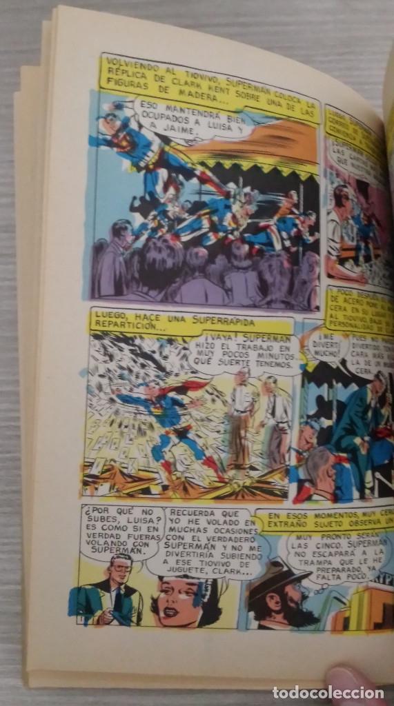Tebeos: SUPERMAN LIBROCÓMIC TOMO NÚMERO 22 (XXII) RÚSTICA NOVARO (LIBRO CÓMIC) - Foto 8 - 63670663