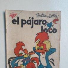 Tebeos: EL PÁJARO LOCO N° 128 - ORIGINAL EDITORIAL NOVARO. Lote 157899038