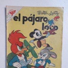 Tebeos: EL PÁJARO LOCO N° 133 - ORIGINAL EDITORIAL NOVARO. Lote 157899182