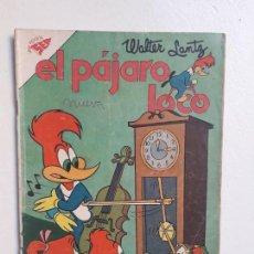 Tebeos: EL PÁJARO LOCO N° 163 - ORIGINAL EDITORIAL NOVARO. Lote 157899566