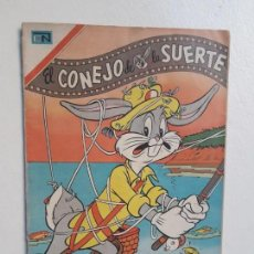 Tebeos: EL CONEJO DE LA SUERTE N° 274 - ORIGINAL EDITORIAL NOVARO. Lote 157900834