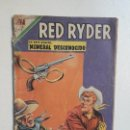 Tebeos: RED RYDER N° 228 - ORIGINAL EDITORIAL NOVARO. Lote 157903302