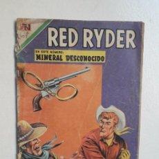 Tebeos: RED RYDER N° 228 - ORIGINAL EDITORIAL NOVARO. Lote 157903302