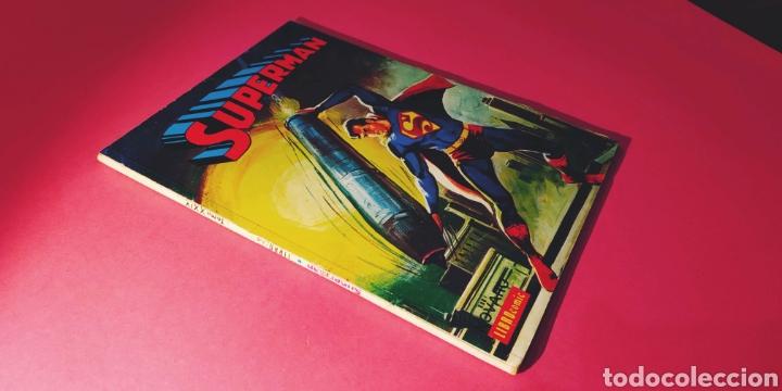 MUY BUEN ESTADO SUPERMAN LIBROCOMIC XXIX LIBRO COMIC NOVARO (Tebeos y Comics - Novaro - Superman)