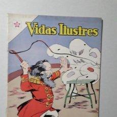Tebeos: VIDAS ILUSTRES N° 94 - METCHNIKOFF, DOMADOR DE MICROBIOS - ORIGINAL EDITORIAL NOVARO. Lote 158221622