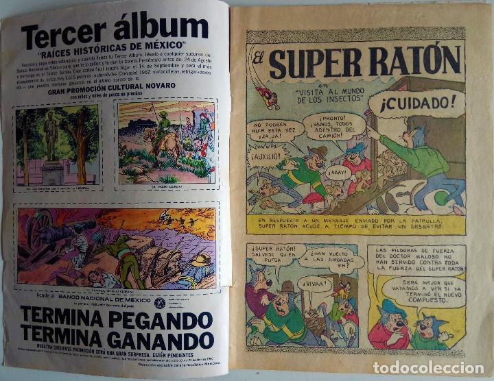 Tebeos: EL SUPER RATÓN - Foto 2 - 158382934