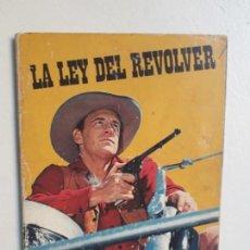 Tebeos: LIBRO COMIC LA LEY DEL REVÓLVER - COLECCIÓN LIBRIGAR MICO - NO NOVARO. Lote 158785622