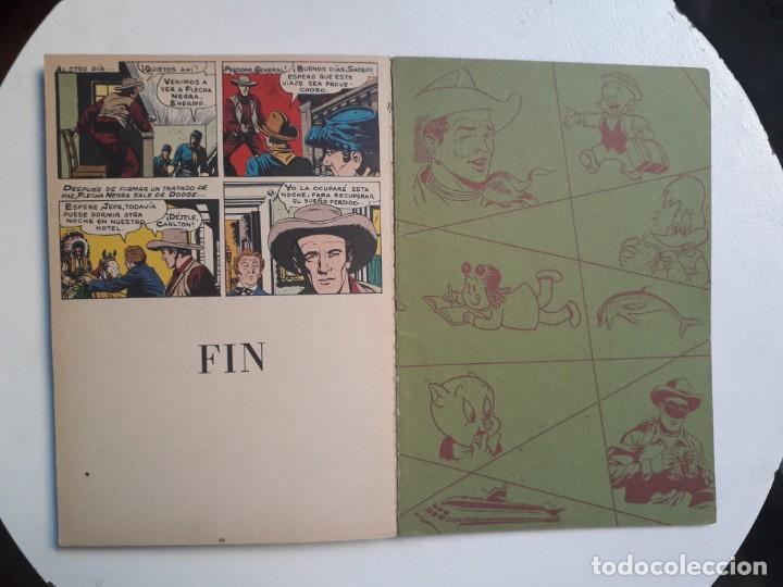 Tebeos: Libro comic La ley del revólver n° 39 - colección Librigar Milco - no Novaro - Foto 5 - 158786010