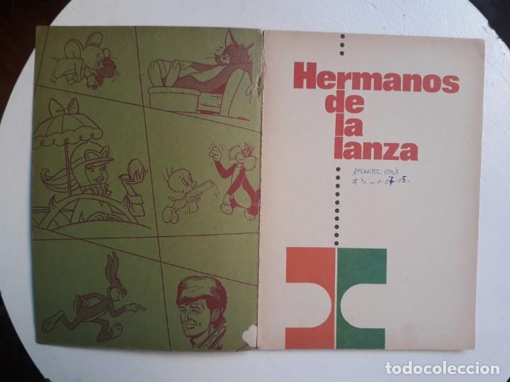 Tebeos: Libro comic n° 48 - Colección Librigar Mico - no Novaro - Foto 2 - 158786430