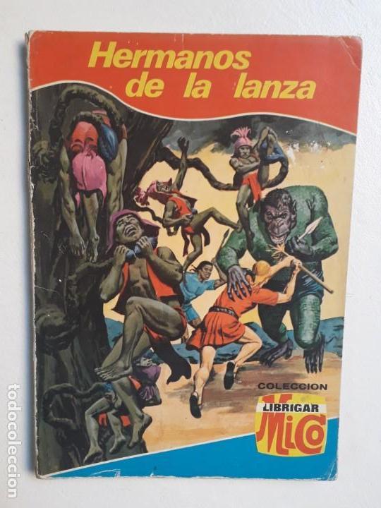 LIBRO COMIC N° 48 - COLECCIÓN LIBRIGAR MICO - NO NOVARO (Tebeos y Comics - Novaro - Otros)