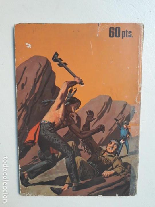 Tebeos: Libro comic n° 54 - El llanero solitario - colección Librigar Mico - no Novaro - Foto 3 - 158787010