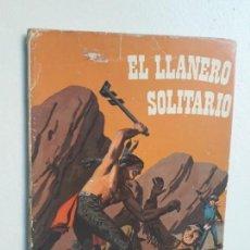 Tebeos: LIBRO COMIC N° 54 - EL LLANERO SOLITARIO - COLECCIÓN LIBRIGAR MICO - NO NOVARO. Lote 158787010