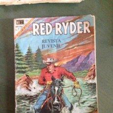 Tebeos: RED RYDER EN RIO REVUELTO. Lote 158828546