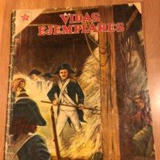BDs: VIDAS EJEMPLARES EL CURA DE ARS.. Lote 159122593