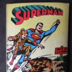 Tebeos: SUPERMAN TOMO XVII EDITORIAL NOVARO. Lote 159192234