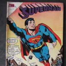 Tebeos: SUPERMAN Nº 835 EDITORIAL NOVARO. Lote 159193518