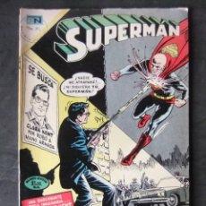 Tebeos: SUPERMAN Nº 843 EDITORIAL NOVARO. Lote 159193634