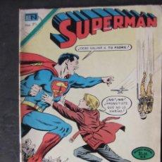 Livros de Banda Desenhada: SUPERMAN Nº 842 EDITORIAL NOVARO. Lote 159193706