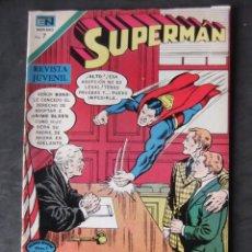 Tebeos: SUPERMAN Nº 839 EDITORIAL NOVARO. Lote 159193886