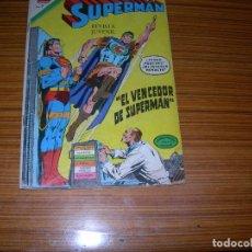 Tebeos: SUPERMAN Nº 891 EDITA NOVARO . Lote 159253630