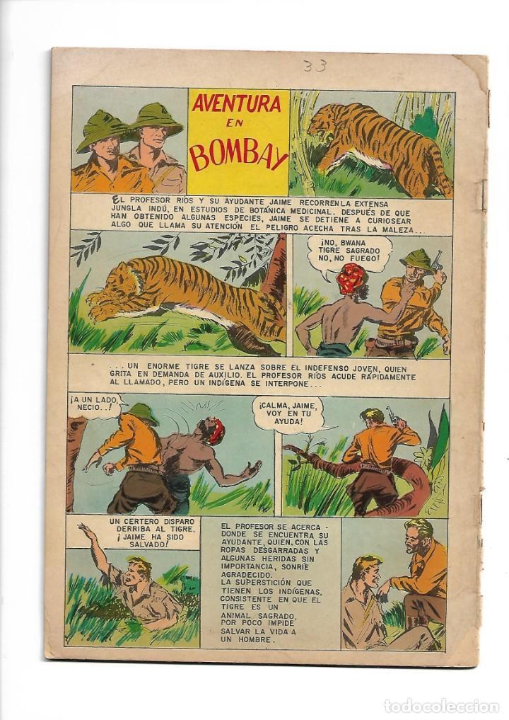 Tebeos: Roy Rogers, Nº 33. Año 1955. una revista SEA. es muy dificil de conseguir. - Foto 2 - 159258930