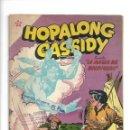 Tebeos: HOPALONG CASSIDY, Nº 66. AÑO 1959. EDITORIAL ER. ES DIFICIL. Lote 159260242