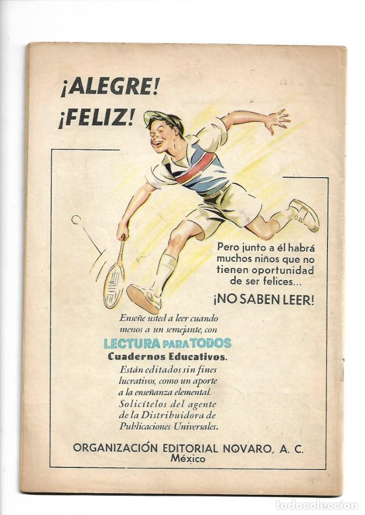 Tebeos: Hopalong Cassidy, Nº 66. Año 1959. Editorial ER. es dificil - Foto 2 - 159260242