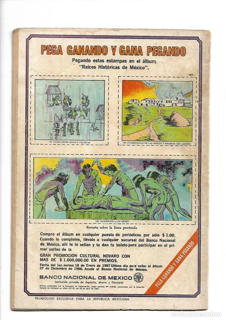 Tebeos: Vidas Ejemplares, Madre Paula Montalt, Nº 235, Año 1966. Editorial Novaro. - Foto 2 - 159467010