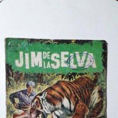 Tebeos: JIM DE LA SELVA N° 10 - ORIGINAL EDITORIAL COCHRANE CHILE - NO NOVARO. Lote 159731174