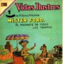 Tebeos: NOVARO - VIDAS ILUSTRESNº 240 - 5 DE AGOSTO DE 1970 - MISTER. FORD. Lote 159756086