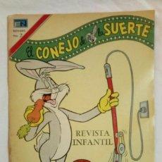 Tebeos: EL CONEJO DE LA SUERTE Nº 425 * NOVARO 1973. Lote 159772386