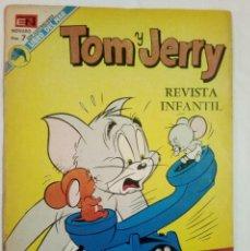 Tebeos: TOM Y JERRY NOVARO Nº 374 * AÑO 1973. Lote 159774474