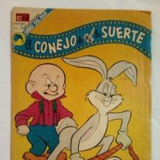 Tebeos: EL CONEJO DE LA SUERTE Nº 419 * NOVARO 1973. Lote 159775222