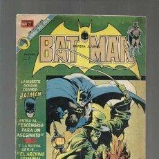 Tebeos: BATMAN 695, 1973, NOVARO, BUEN ESTADO. Lote 159952994