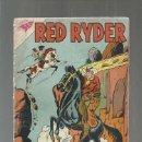Tebeos: RED RYDER 57, 1959, NOVARO, PROCEDENTE ENCUADERNACIÓN. Lote 159953246