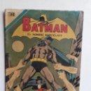 Tebeos: BATMAN N° 594 (RARO EJEMPLAR) - ORIGINAL EDITORIAL NOVARO. Lote 160405906