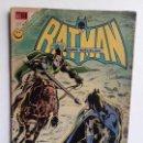 Tebeos: BATMAN N° 639 (RARO EJEMPLAR) - ORIGINAL EDITORIAL NOVARO. Lote 160406602