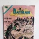 Tebeos: BATMAN N° 606 (RARO EJEMPLAR) - ORIGINAL EDITORIAL NOVARO. Lote 160407242