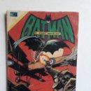 Tebeos: BATMAN N° 605 (RARO EJEMPLAR) - ORIGINAL EDITORIAL NOVARO. Lote 160407790