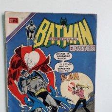 Tebeos: BATMAN N° 701 - ORIGINAL EDITORIAL NOVARO. Lote 160458054