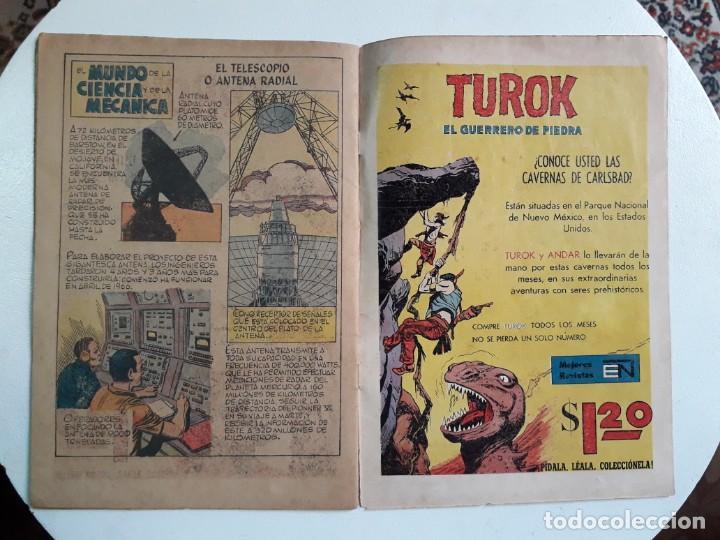 Tebeos: Batman n° 604 (Flash) - original editorial Novaro - Foto 3 - 160458858