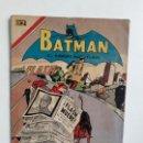 Tebeos: BATMAN N° 604 (FLASH) - ORIGINAL EDITORIAL NOVARO. Lote 160458858