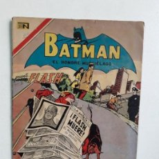 Tebeos: BATMAN N° 604 (FLASH) - ORIGINAL EDITORIAL NOVARO. Lote 160458858