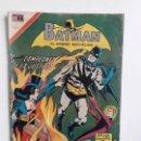 Tebeos: BATMAN N° 404 (CAMPEONES DE LA JUSTICIA) - ORIGINAL EDITORIAL NOVARO. Lote 160462070