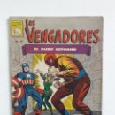 Tebeos: LOS VENGADORES N° 45 - ORIGINAL EDITORIAL LA PRENSA (MÉXICO). Lote 160471726